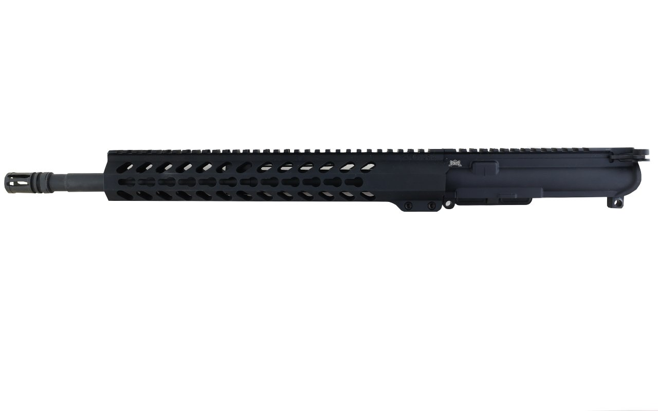 "300 Blackout Upper (16"" Barrel & Keymod Handguard) AR 15 Upper Assembly"