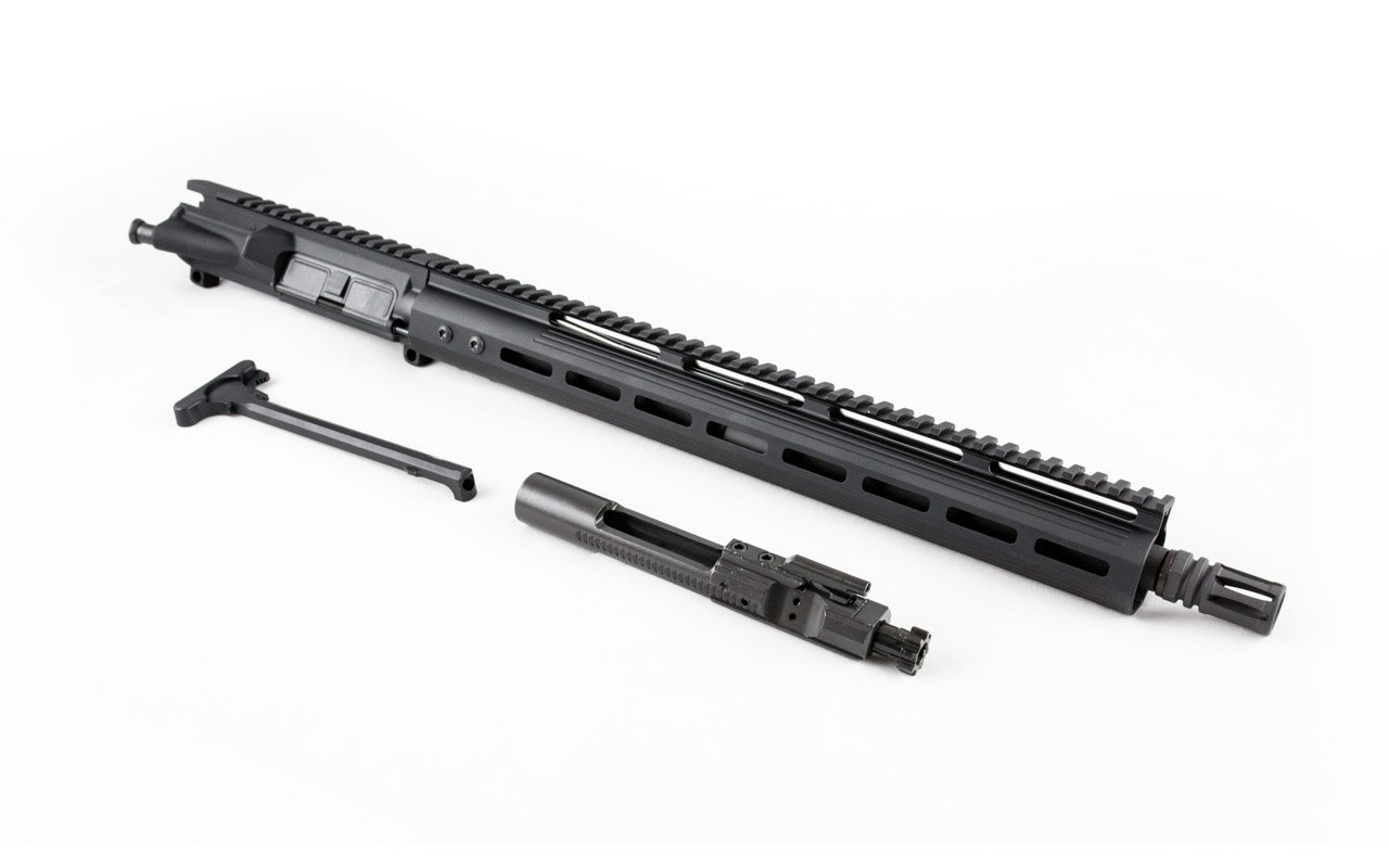 "300 Blackout Upper (16"" Barrel & 15"" M-Lok Handguard) AR15 Complete Rifle Upper"