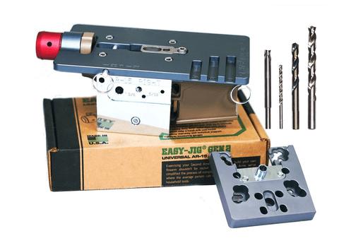 EASY JIG GEN 2 WITH TOOLING - AR-15 / AR-9
