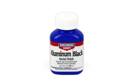 Birchwood Casey to Blacken Aluminum