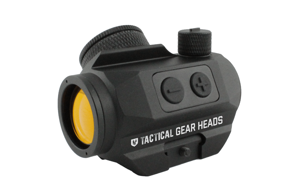 3 MOA 1x20mm Micro Tactical Red Dot Sight